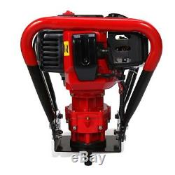 2.3 HP Gas Powered Post Hole Digger + 8 auger Bits Drill 56CC Power Engine