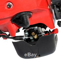 2.5Horse 52CC Gas Powered Earth Auger Head Post Hole Digger Machine Portable US
