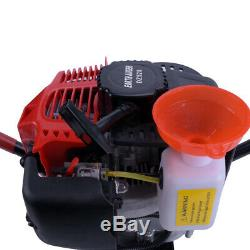 52CC Gas Powered Earth Post Hole Auger Head Digger One Man 2 Stroke Air Cooled