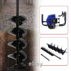 52CC Post Hole Digger Power Earth Auger Easy starting system Professional
