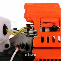 52 CC Gas Powered Earth Auger Electric Power Engine 2.5 HP Post Hole Digger