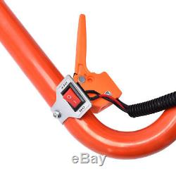 52cc 2.5HP Auger Post Hole Digger Gas Powered Auger Fence Ground Drill with3 Bits