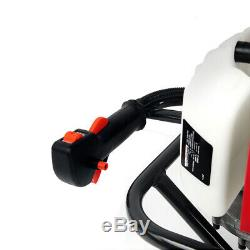 63cc Post Hole Digger EPA Motor Gas Power Earth Auger with 12 Drilling Bit
