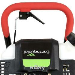 Earth Auger Combo Anti Vibration Foam Grip Powerful Post Hole Digging Variable