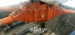 General Post Hole Digger & Auger 2-Man Honda Gas Powered Earth Fence w 2 bits