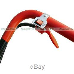 Light 2.2 HP Gas Powered Post Hole Digger With8 Auger Drill Bit 52CC Power Engine