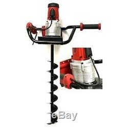 Portable Electric Power Powered Hand Held Post Hole Drill Auger Drilling Tool