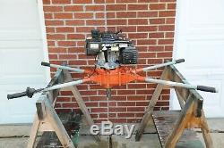 Post Hole Digger General M330H Honda Gas Powered Fence Borer Auger M330