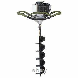 Sportsman Earth Series 6 Inch Gas Powered Auger Hole Post Digger
