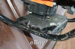 Stihl BT 131 Earth Dirt Planting Post Hole Power Auger BT131 4 Mix SEE VIDEO