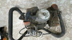 Tanaka TIA 305 Complete Post Hole Digger Auger Powerhead Power Head Parts or Fix
